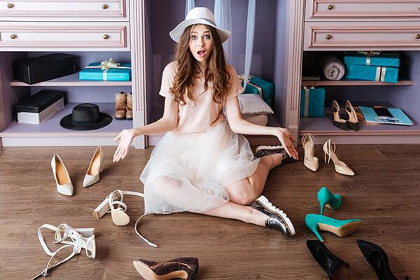 """今日のコーデに悩んだら? おしゃれな人の法則は、服より""""靴""""!"""