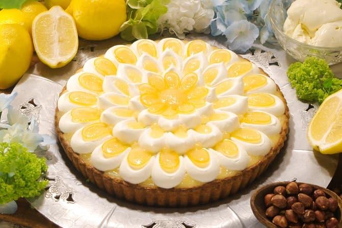 レモンのティラミス