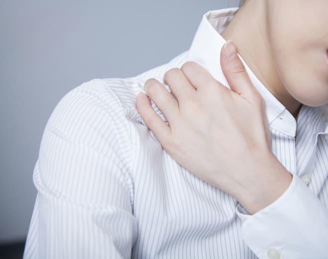 肩こりで歯が痛くなる? 〜肩こりからくる歯痛に要注意〜