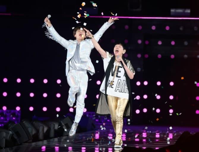 D-LITE(from BIGBANG)、和田アキ子