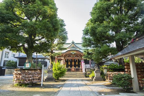 東京おすすめ縁結び神社「今戸神社」