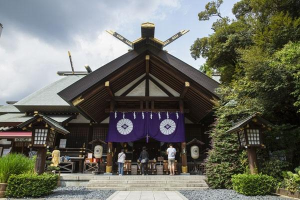 東京おすすめ縁結び神社「東京大神宮」