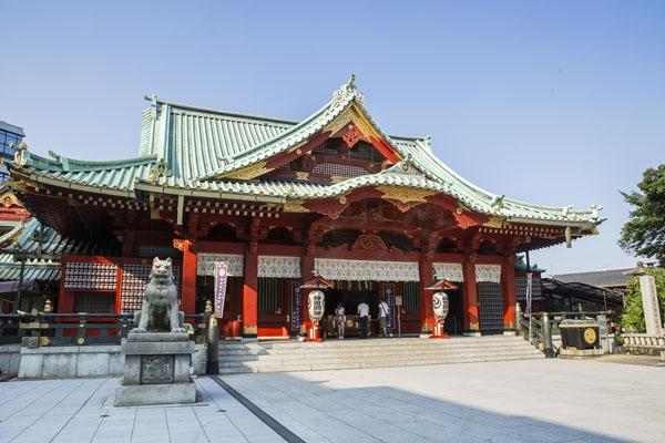 東京おすすめ縁結び神社「神田明神」
