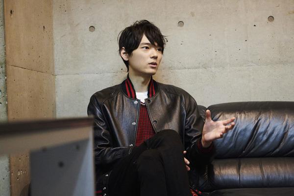 クールな役の裏にある、少年の素顔。『曇天に笑う』古川雄輝インタビュー