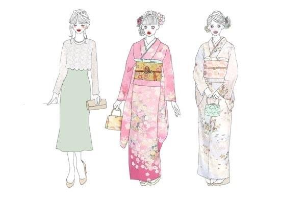結納の服装マナー