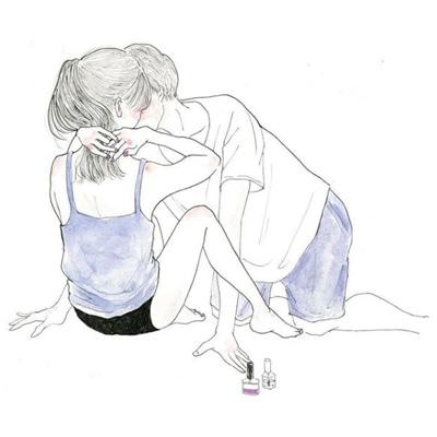 喉にキスマークをつける意味は「強い愛情」