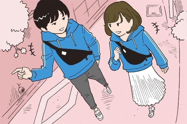 お似合いカップルの特徴3. 雰囲気やファッションが似ている
