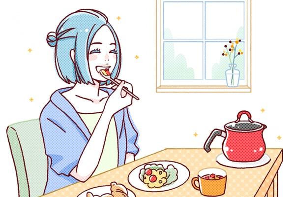 簡単絶品料理でカラダを整えて。この春は料理上手な素敵女子に