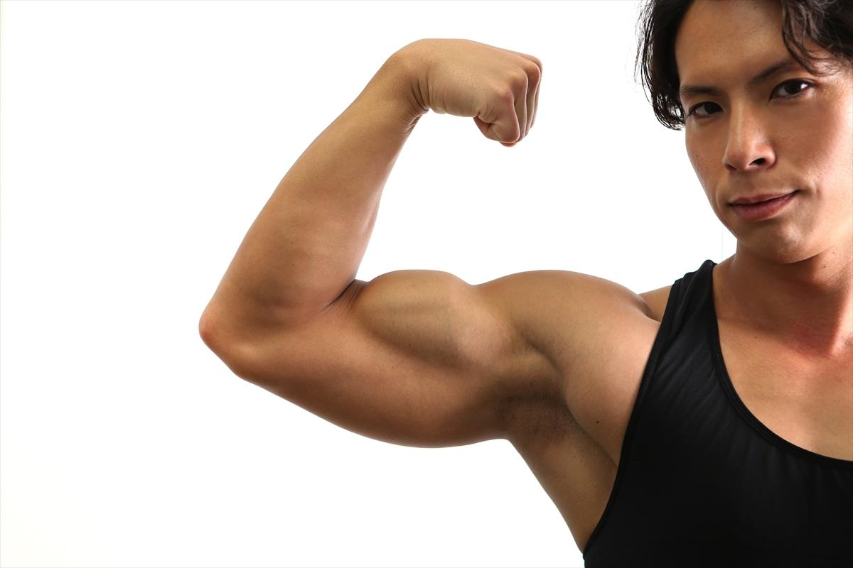 筋肉フェチ 筋肉体操 小林弁護士