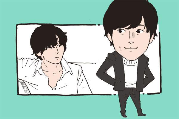 フツメンの芸能人「高橋一生」