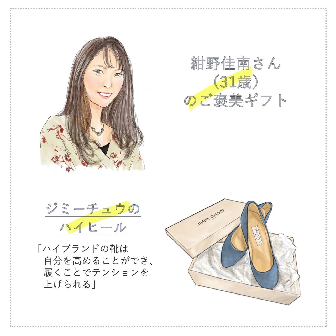 ご褒美ギフト:人気コスメアプリ「LIPS」を開発・運営するAppBrewの広告事業責任者・紺野佳南さん(31歳)