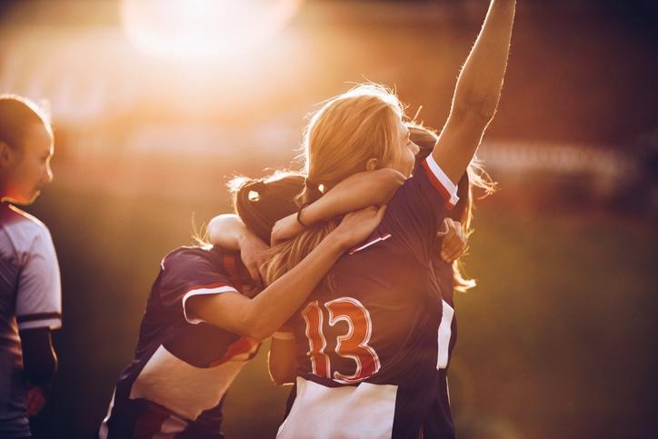 スポーツ女子