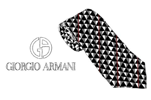 年齢別! おすすめのネクタイブランド「ジョルジオアルマーニ」