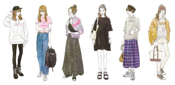 ストリートファッションとは