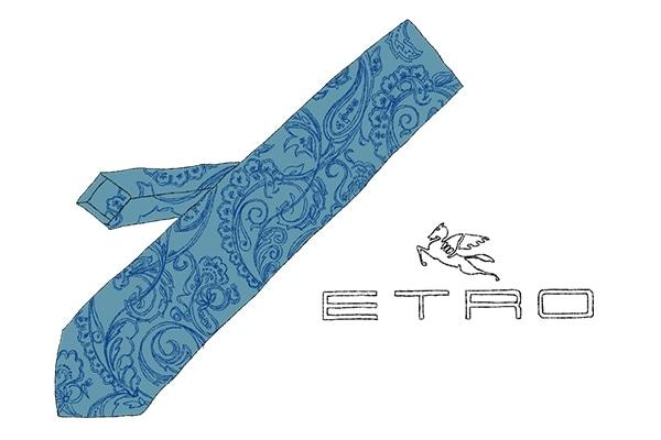 年齢別! おすすめのネクタイブランド「エトロ」