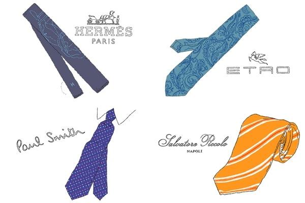 ネクタイをプレゼントする意味。選び方と年齢別おすすめブランド
