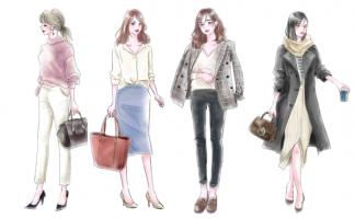 ロリータファッションとは。種類&ブランド【イラストで解説