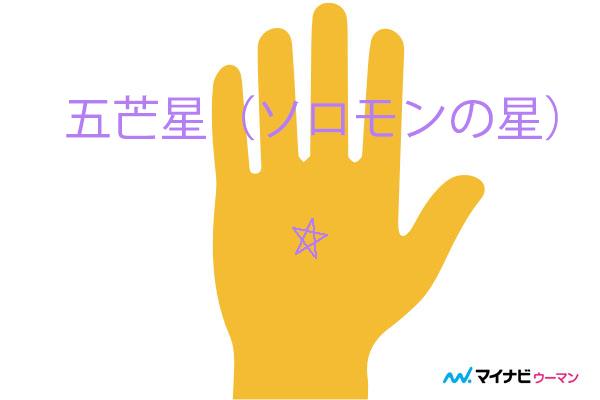 五芒星(ソロモンの星)とは。基本的な意味