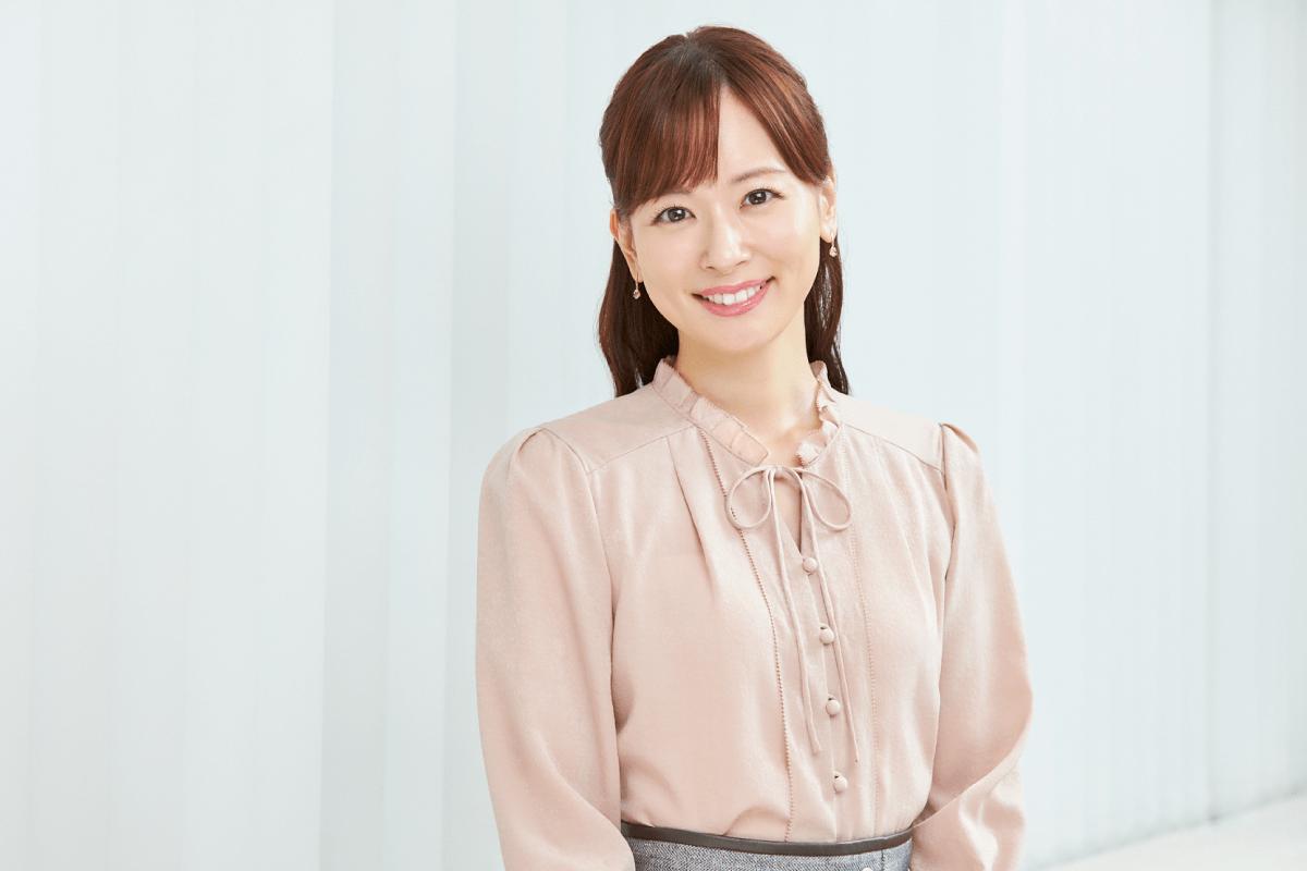 仕事ができる女性の秘密は「のど」にアリ!? 皆藤愛子さんに聞く、今日から役立つのどケア