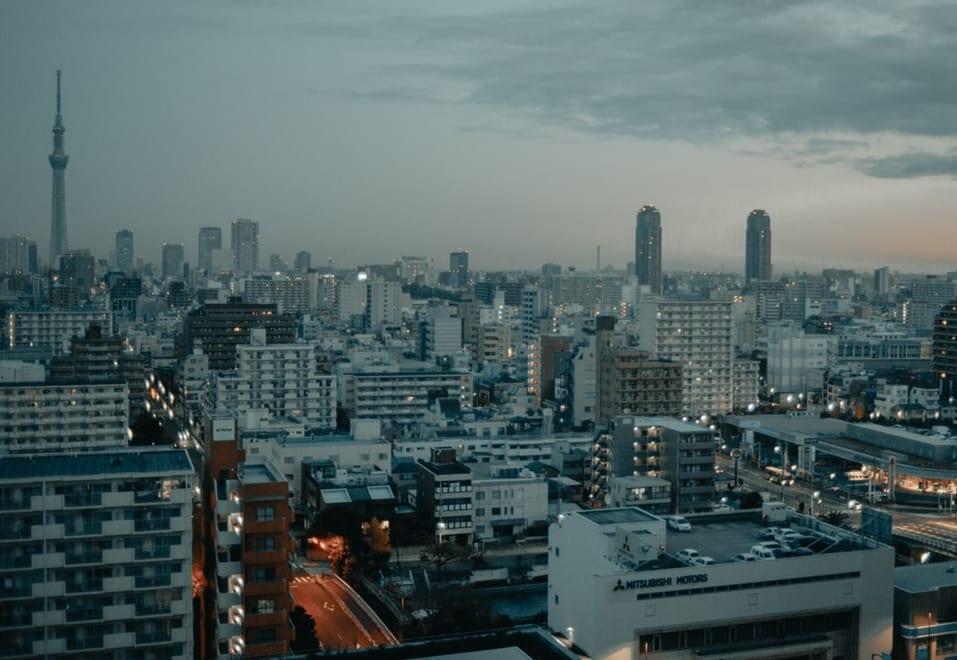 東京で加速する自意識との対峙