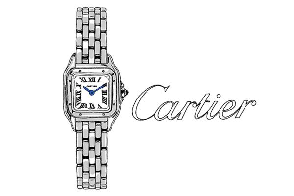 Cartier パンテール ドゥ カルティエ
