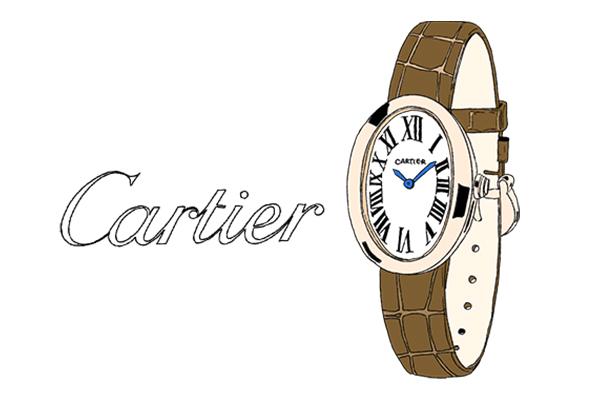 Cartier ミニベニュワール