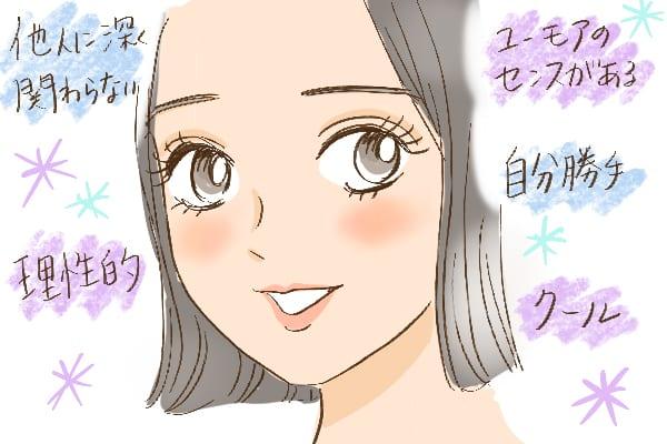 人相学で紐解く。上唇が薄い女性の性格やキャラクター