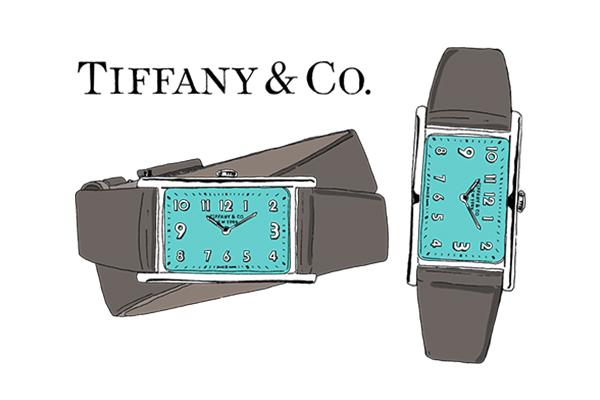 Tiffany イースト ウエスト