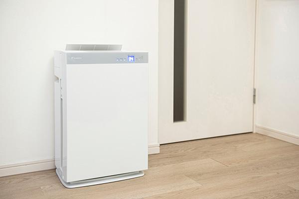 せめてお部屋だけは快適な空間を! 花粉症の強い味方は、やっぱり「空気清浄機」!
