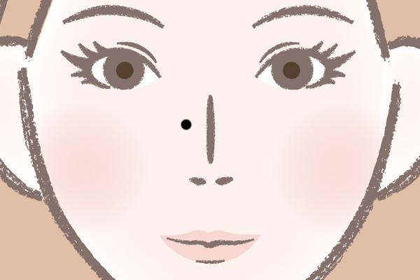 鼻のほくろが印象的な芸能人 宮沢りえさん⇒金運上昇を表すほくろを除去