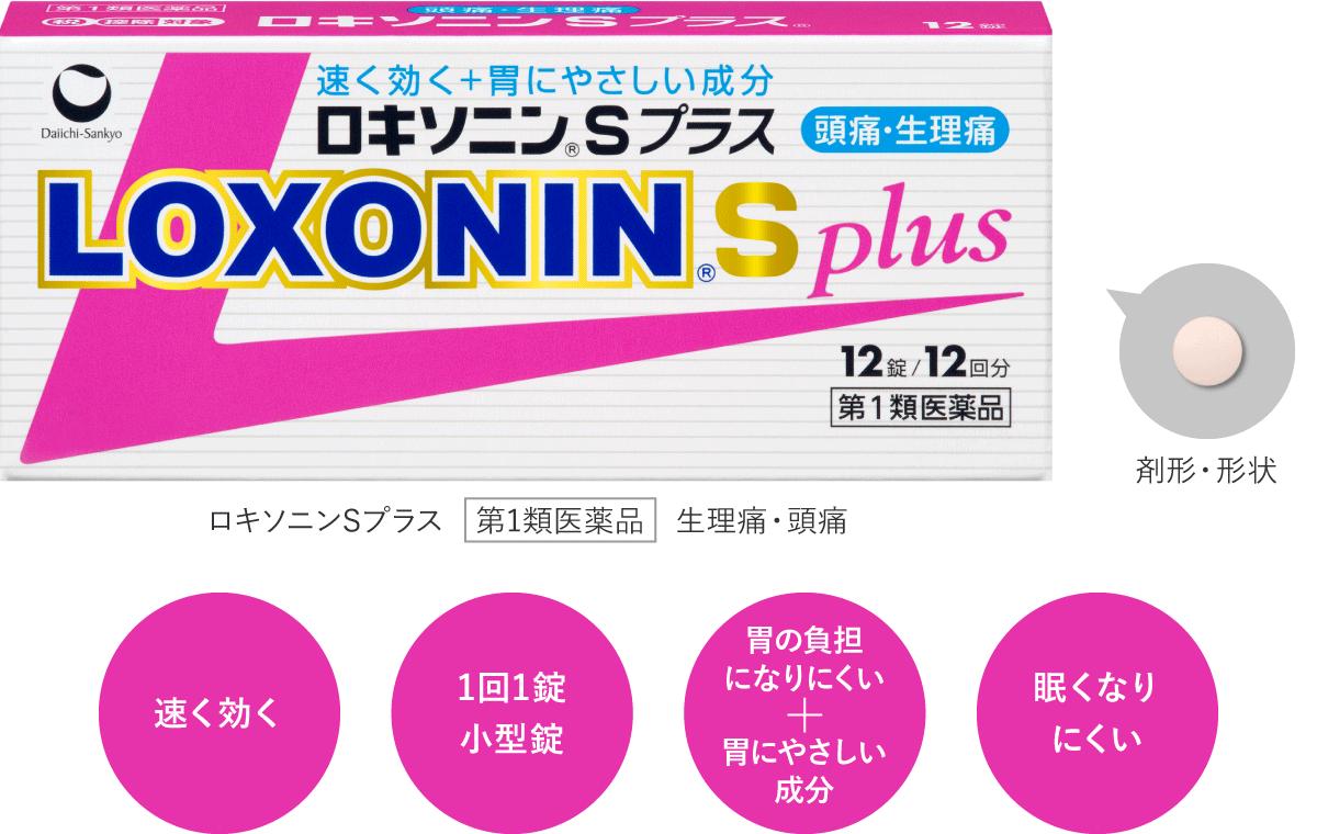 生理痛 ロキソニン
