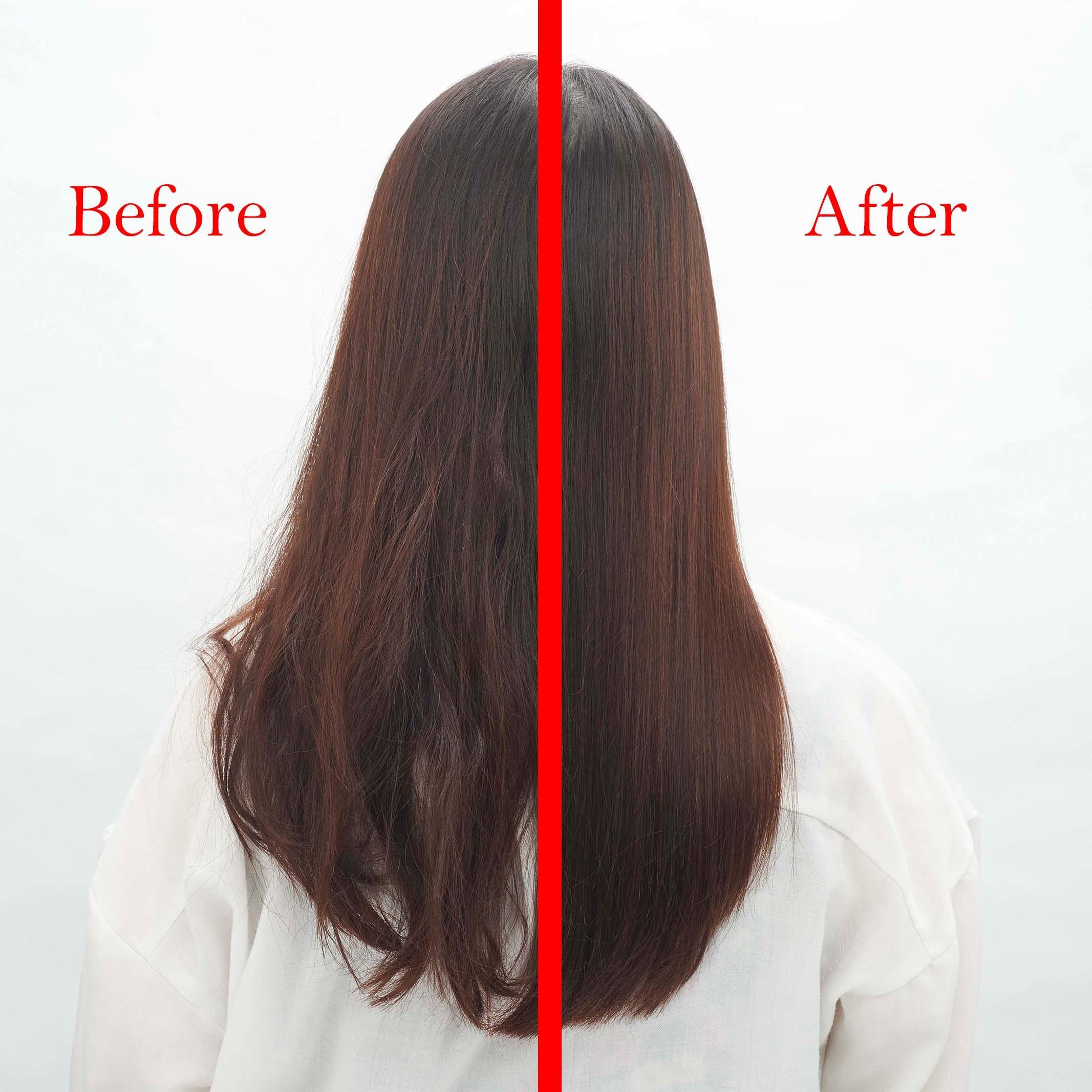 うねり毛も、ブラシ感覚で簡単スタイリング! ホットブラシアイロン2機種が登場