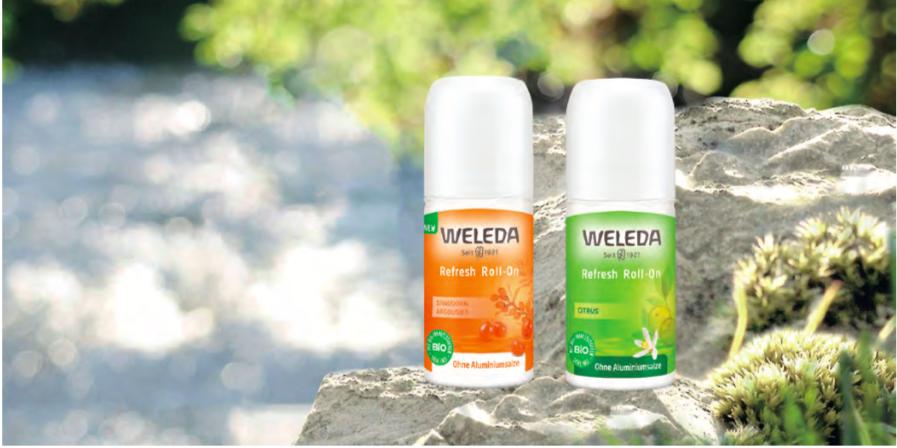 """汗や体臭対策に。ヴェレダから天然精油が香る""""ボディフレッシュナー""""が発売"""