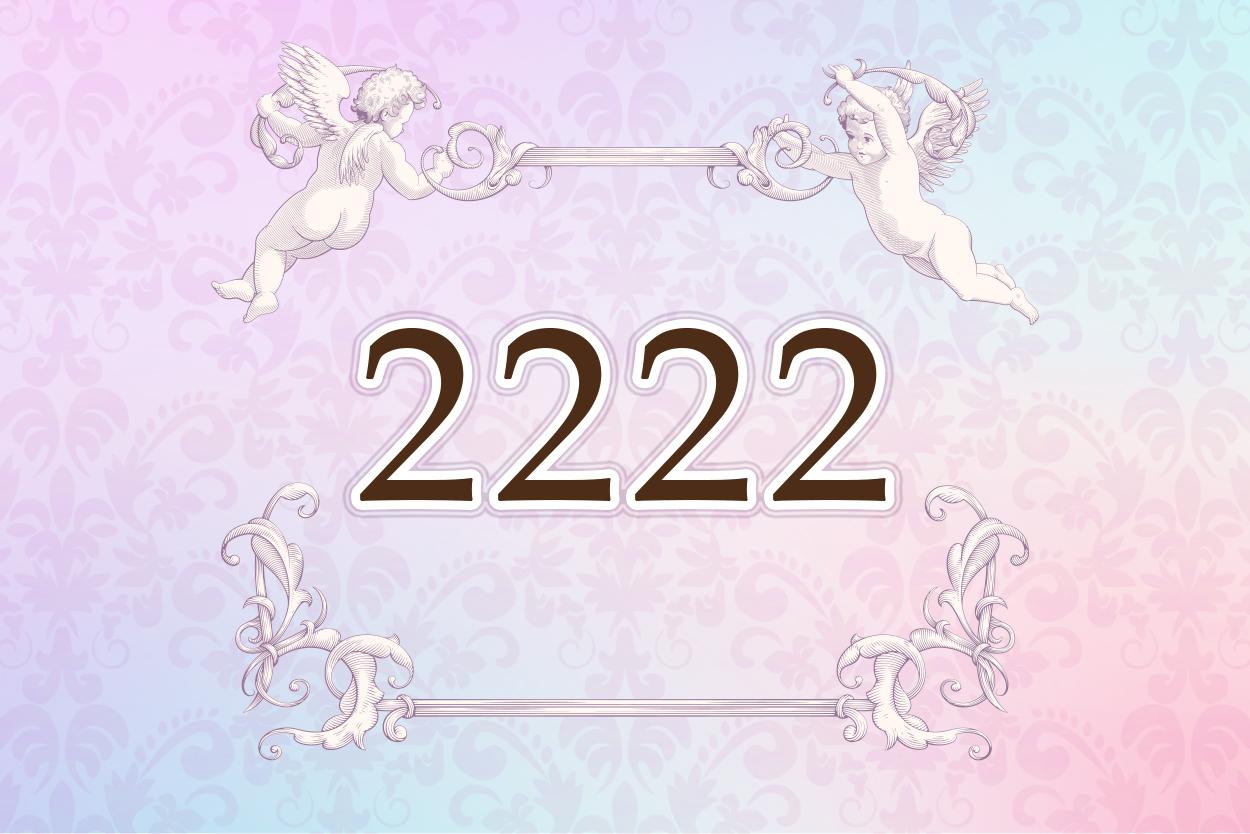 エンジェルナンバー22222