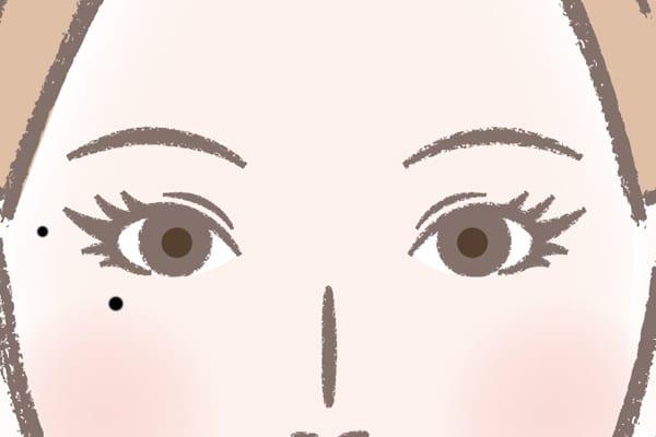 蒼井優さんの泣きぼくろ「恋愛で人生が変わる」