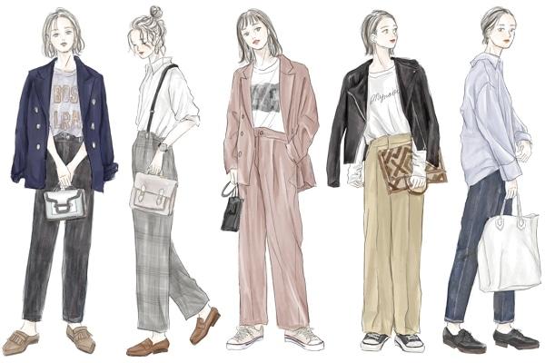 マニッシュコーデ、ファッションとは