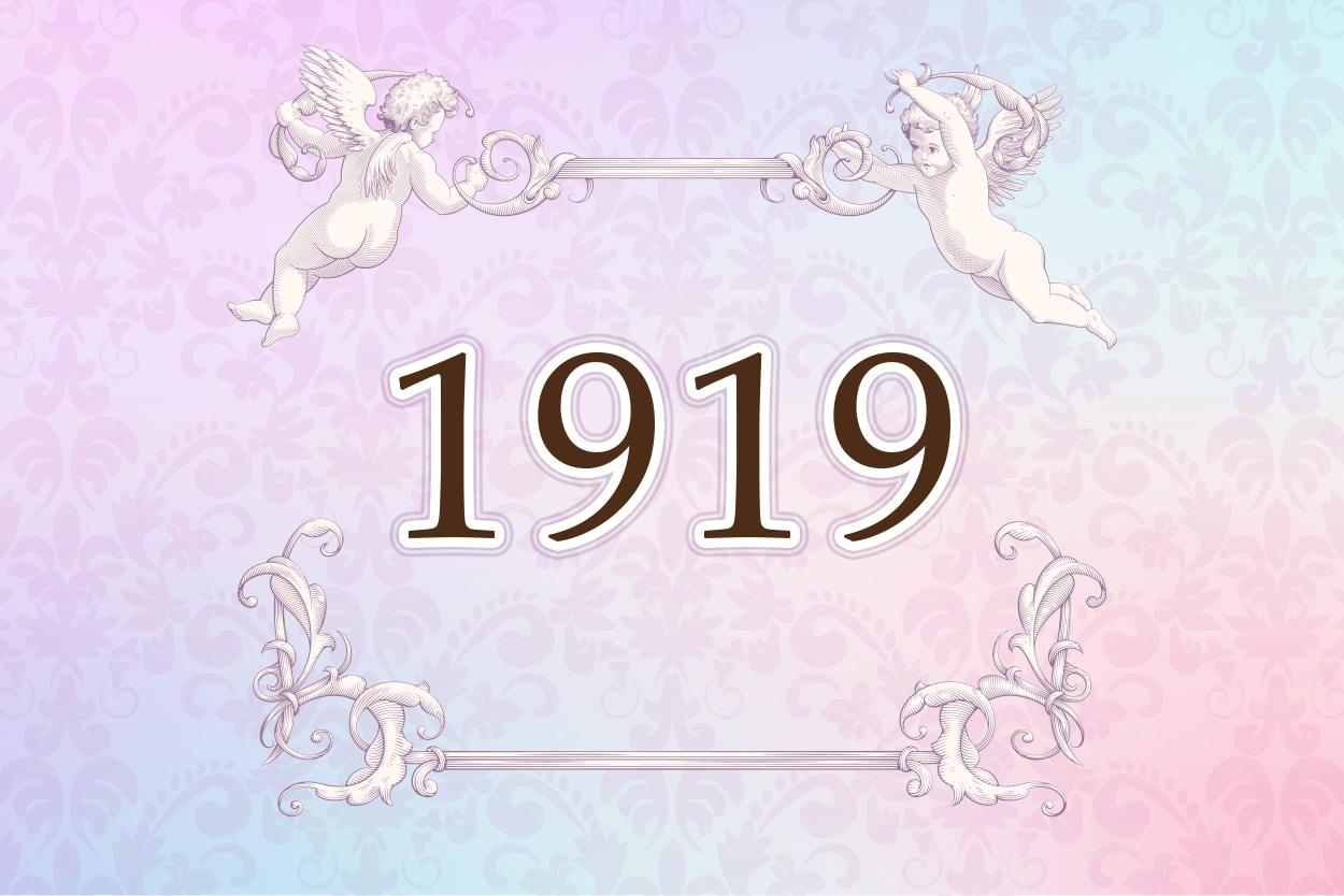 ナンバー 1919 エンジェル