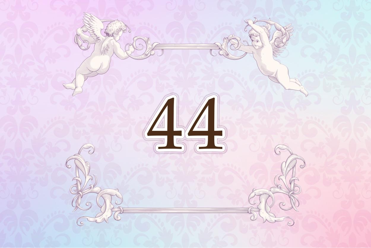 44 エンジェル ナンバー エンジェルナンバー【44】の意味やメッセージ