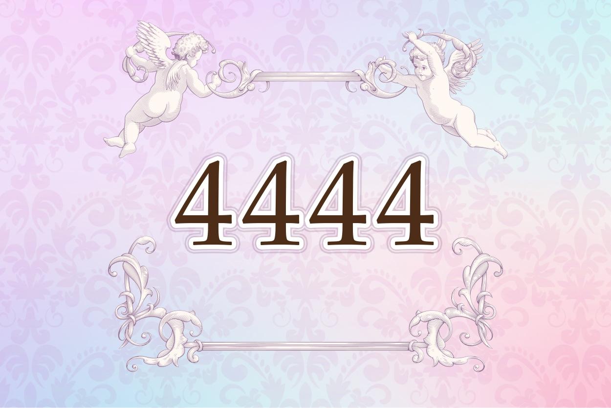ナンバー 4444 エンジェル