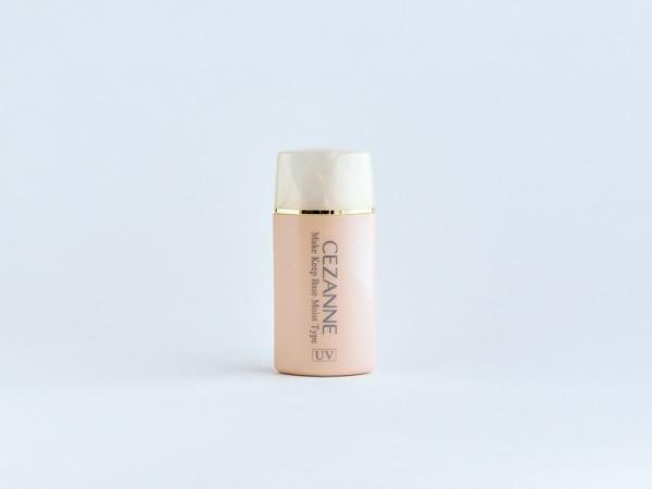 (1)皮脂テカリ防止下地 保湿タイプ オレンジベージュ【CEZANNE】
