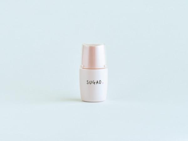 (2)シルク感カラーベース ピンク【SUGAO】