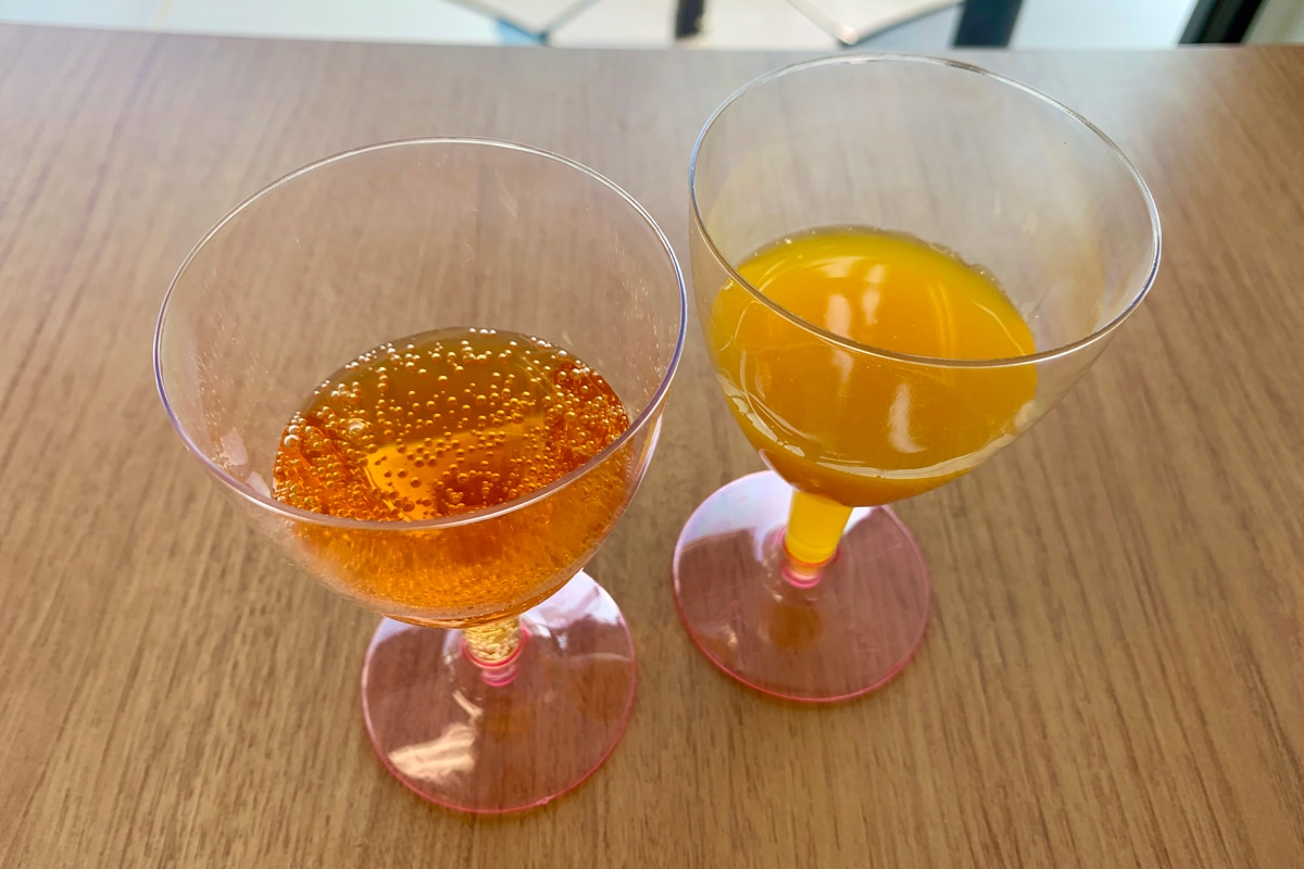 『ヘパリーゼ®W 』の飲み比べ