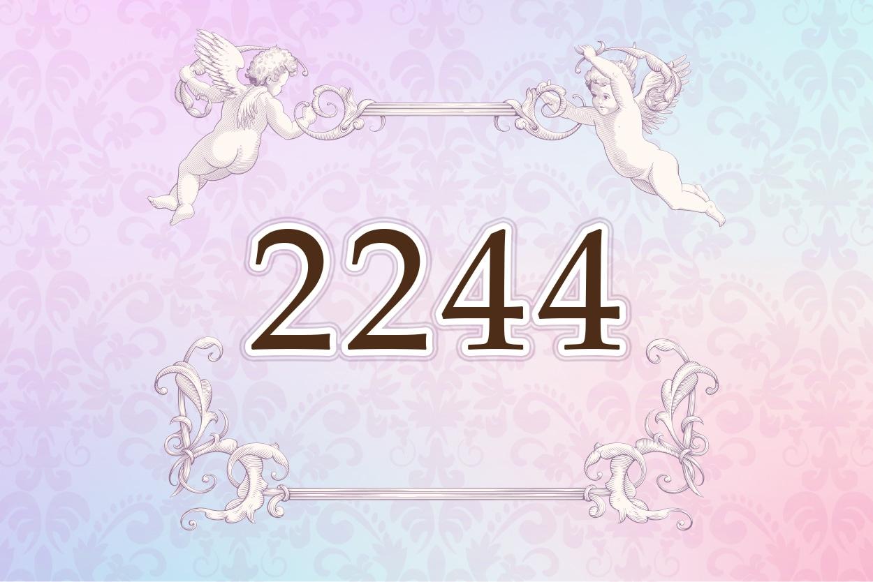 ナンバー 244 エンジェル