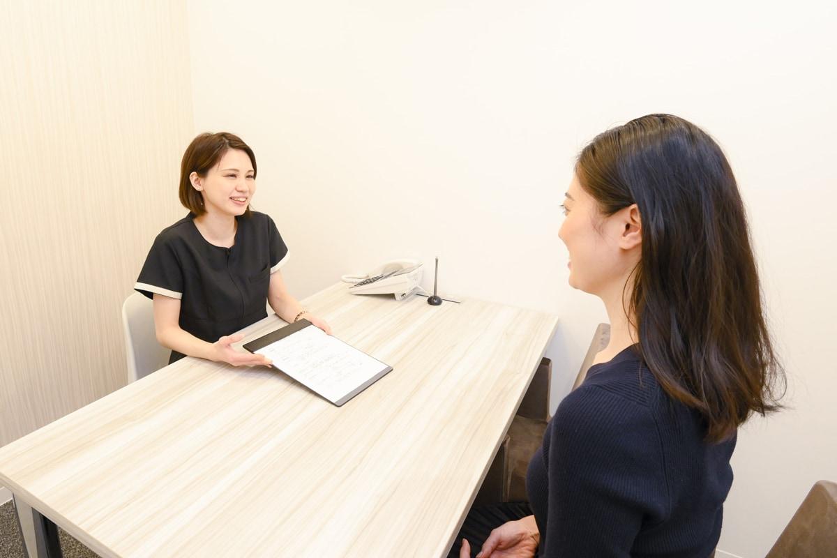 医療法人一美会 エースクリニック  大阪梅田院 カウンセリング