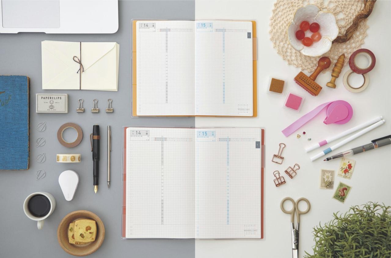 1年で終わらない。一生使える「ジブン手帳」、2022年版の発売決定