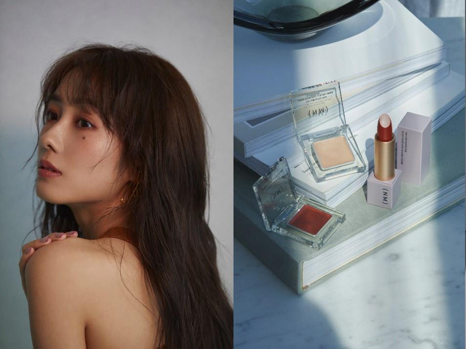 ヌードモダンな女性に。前田希美、新ブランド( N M )を立ち上げ