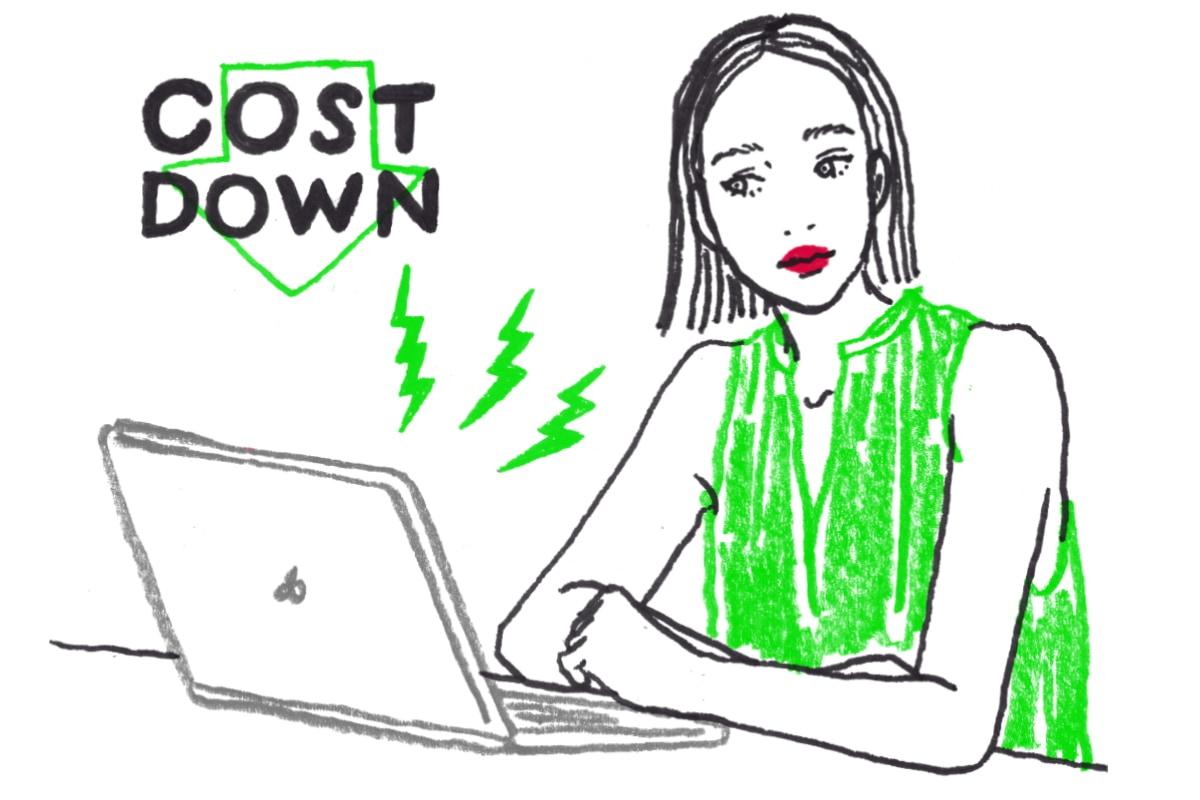 """エアコン、通信費……。在宅ワーク中の""""気になる費用""""を節約する方法"""