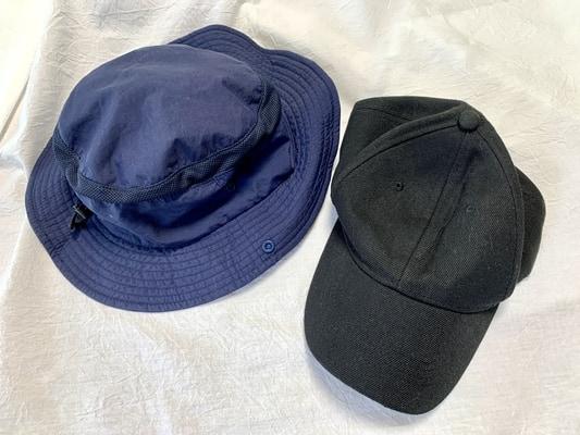 帽子 洗い方