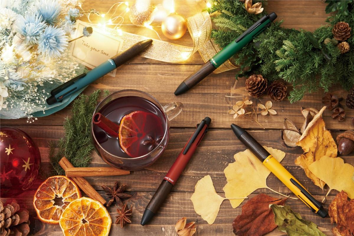 上質な秋冬の質感。ウイスキー樽を再利用したジェットストリーム発売