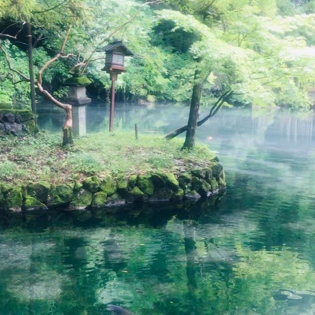 出流原弁天池🌿 息が詰まりそうな毎日を過ごしていたので、ちょっとだけ地元へ🌈 ふと思い立って行ってみたけど、想像以上に美しい景色で、五感で癒された✨ 住んでた頃は全く行かなかったけど、これからはここで深呼吸するのも良さそう☺️ 揚げたてのいもフライ、めちゃくちゃ美味しかった♡♡ #出流原弁天池 #佐野市 #栃木県 #sanotabi  #gohome #travel  #retreat #mindfulness  #弟よ運転ありがとう #湧き水 #名水100選 #癒し #ひぐらしの鳴き声が好き #いもフライ #まだまだマイナーですが #革命的なおいしさ #ぜひ佐野で食べてね♡ #はたらくmuse